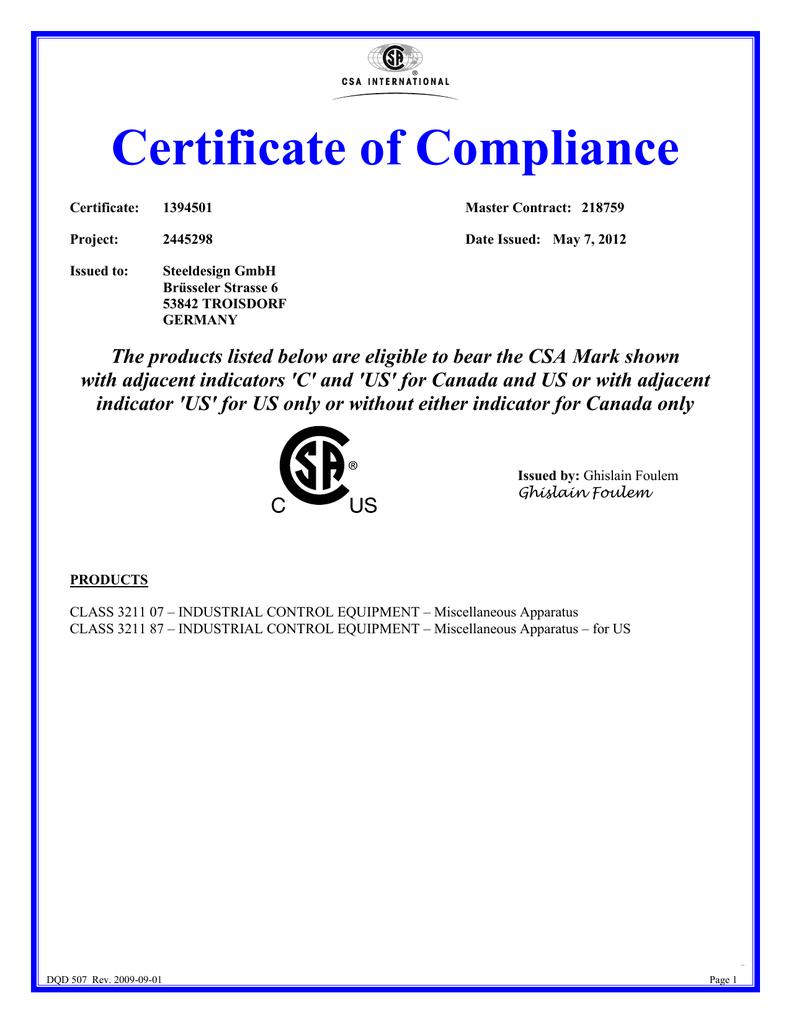Certification report template xflitez Choice Image