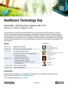 Healthcare Technology Day