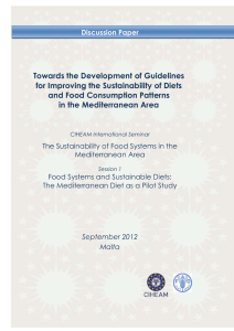 Towards the development of guidelines for improving the