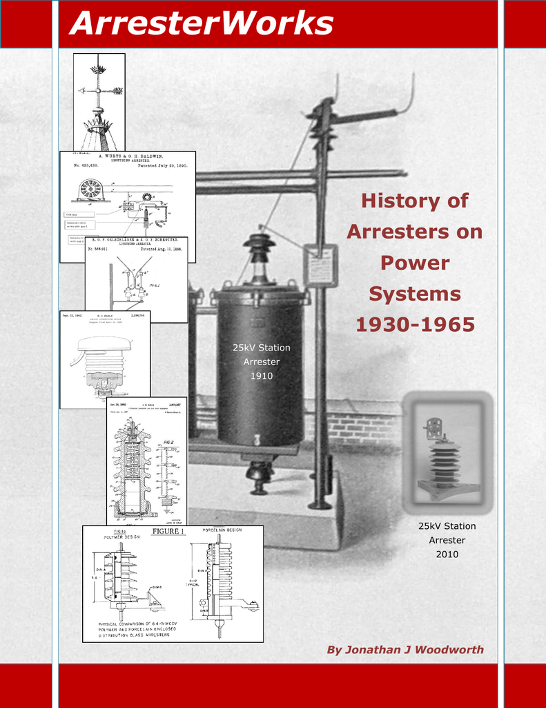 History of Arresters on Power Systems 1930