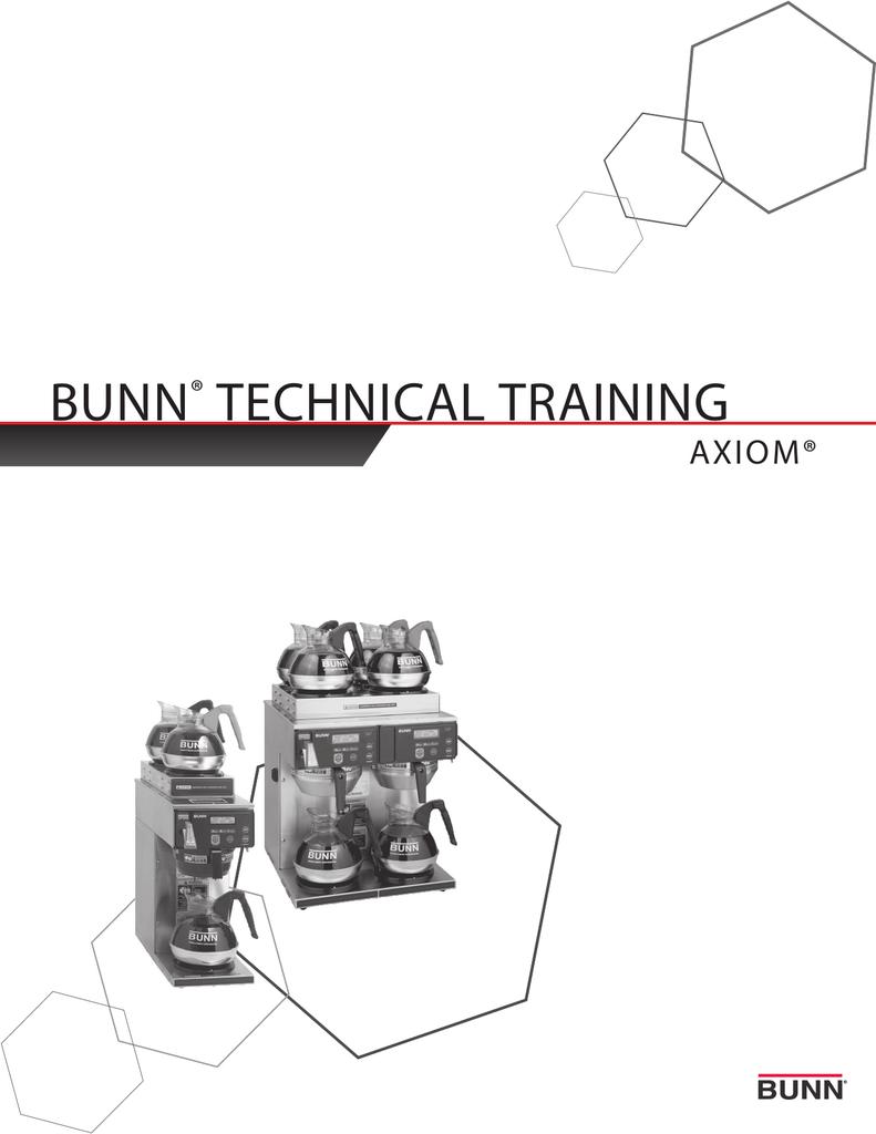 Axiom Bunn Online Learning Center Wiring Diagram