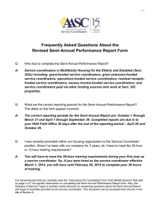 FAQs About the Report