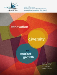 acquired diversity - Center for Talent Innovation