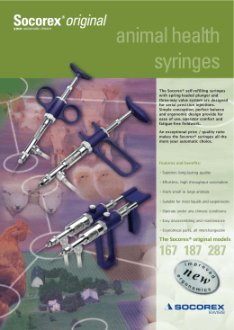 animal health syringes