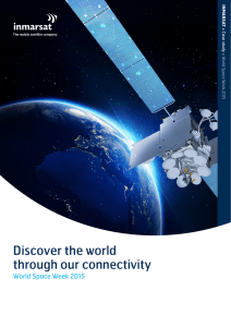 Discover the world through our connectivity