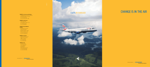 - Embraer Commercial Aviation