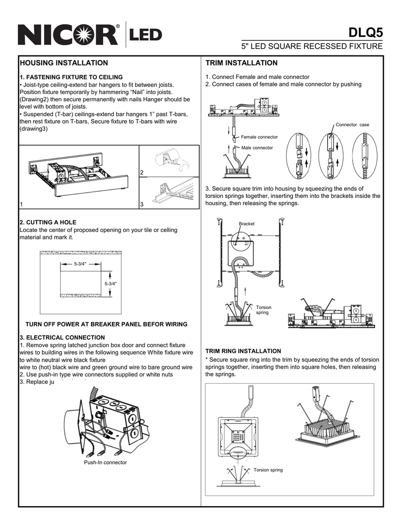 Installation Instructions How To Install A New Phone Line From The Box De Marc Wiring