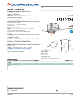 L5LED T24 - Acuity Brands