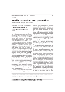 Vol. Special Issue.indb - World Health Organization