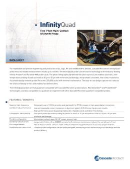 InfinityQuad - Cascade Microtech