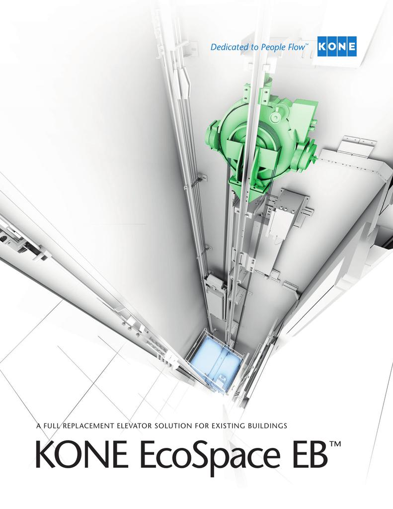 KONE EcoSpace EB™