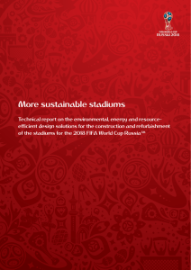 More sustainable WC stadiums.indd
