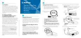 Tips for Using Your Electricity-Powered Medtronic CareLink® Monitor