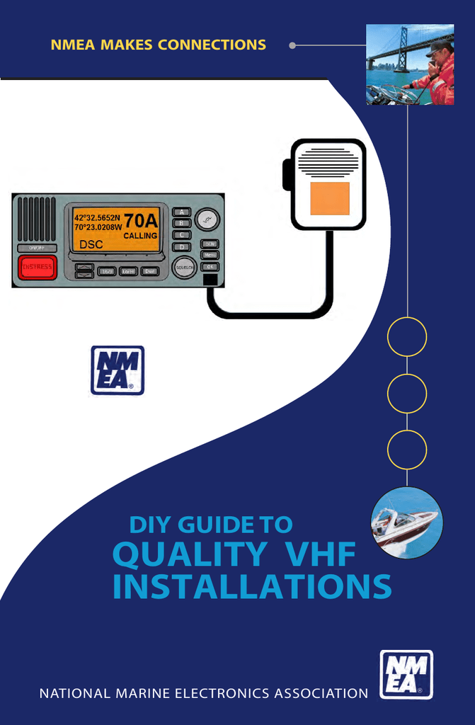 VHF DIY Guide for Boaters