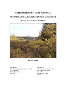 Appendix 13 - Highway Final Report