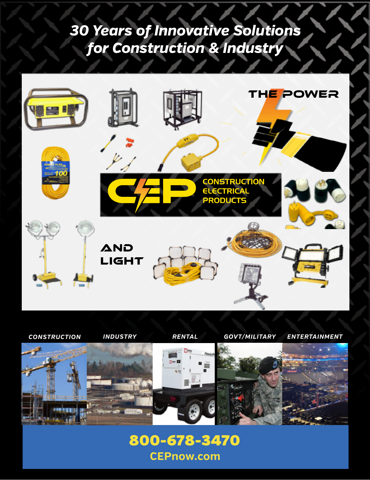 power-distribution-flyer - Construction Electrical Products