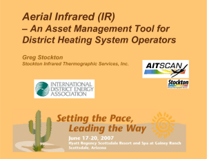 Aerial Infrared (IR) - International District Energy Association
