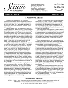 Volume 32, Issue 8 AUGUST 2016 561-276
