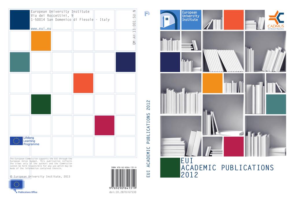 The Pdf European University Institute