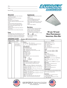 ORDERING GUIDE EXAMPLE: HET125448-CO9-EAR