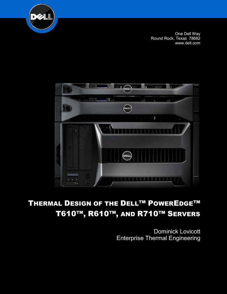 11G Thermal Design