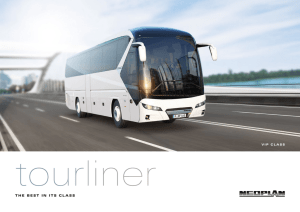 Tourliner brochure