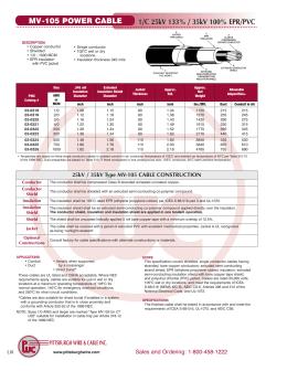 9 pdf okonite 1c 25kv 133 35kv 100 eprpvc greentooth Choice Image