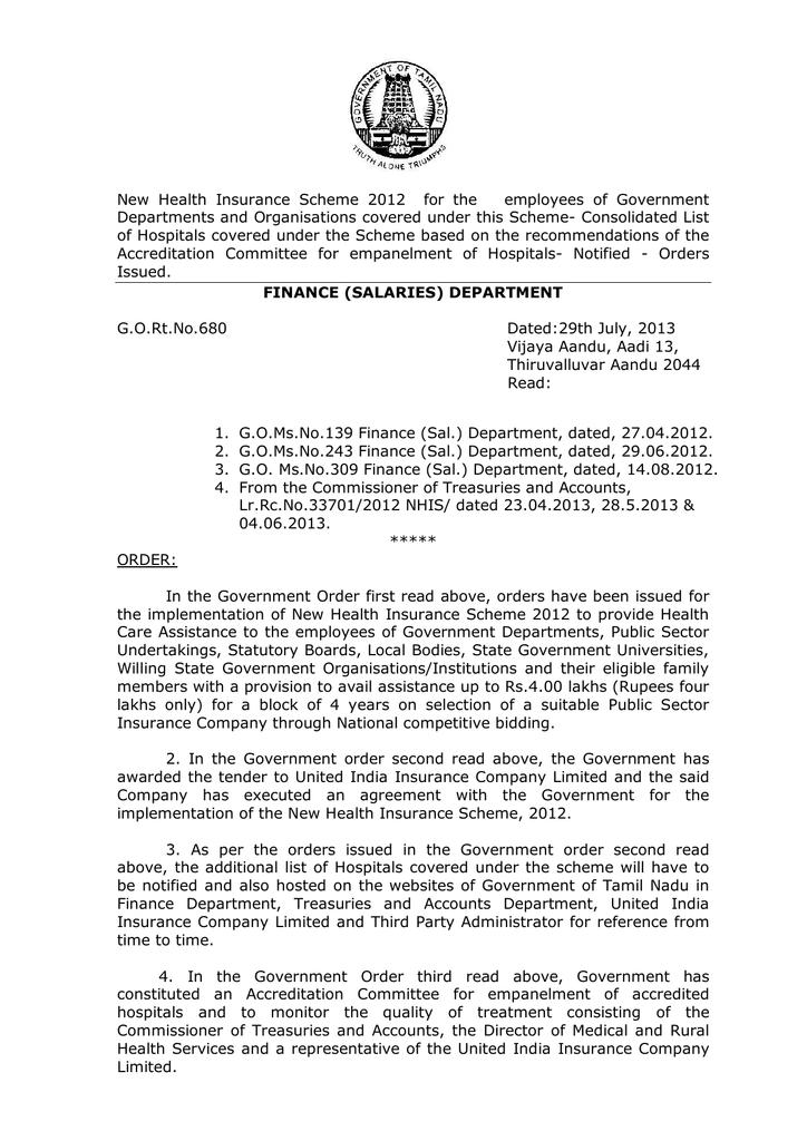 Tamilnadu government nursing tutors association: know the coverage.