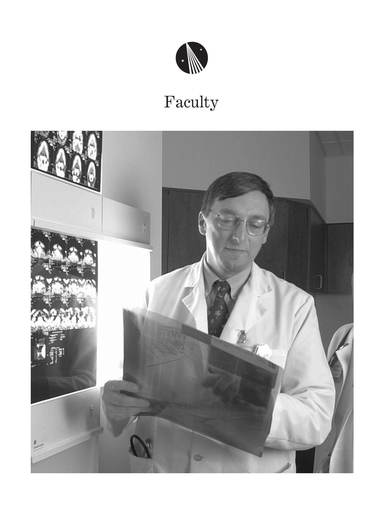 Faculty - Stony Brook University
