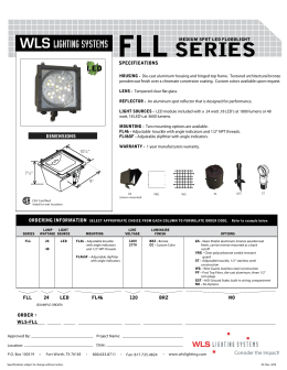 WLS FLL Series(small)