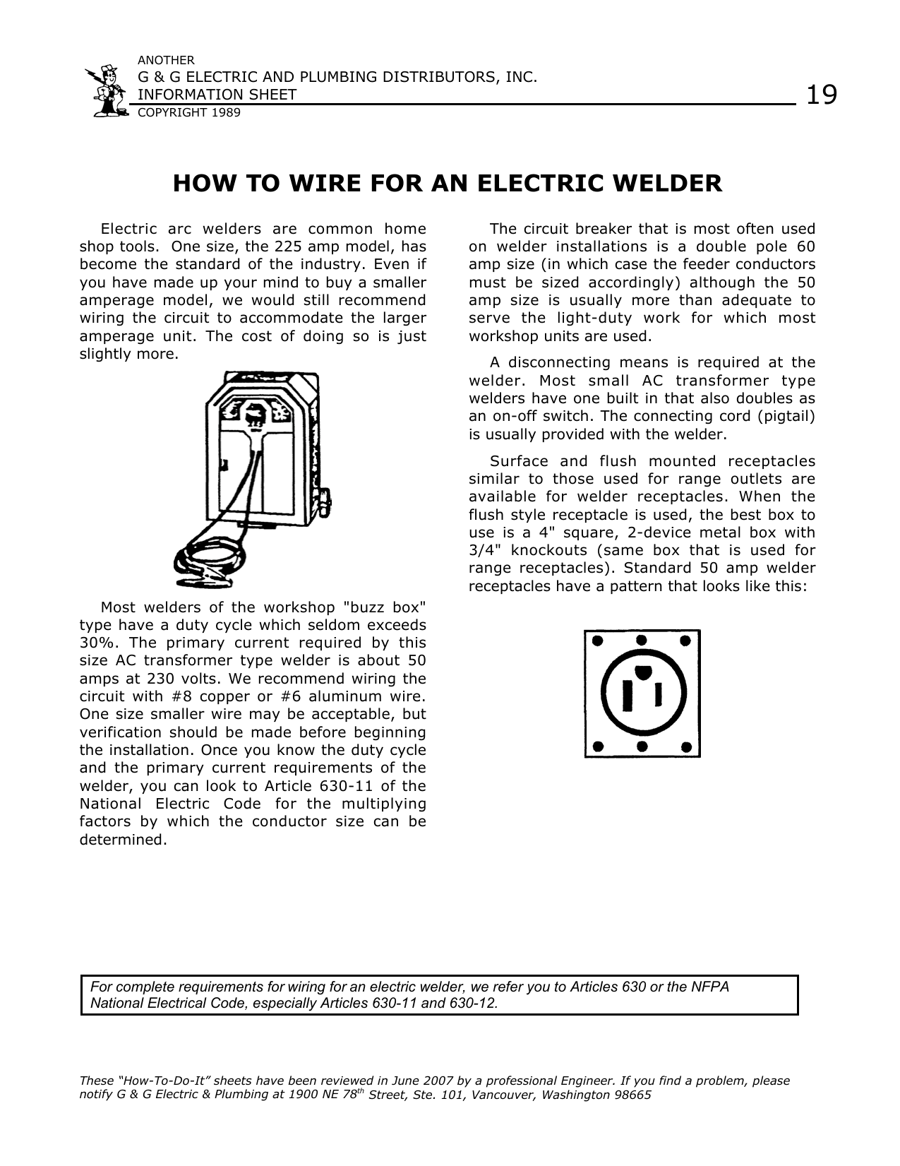 How To Wire For An Electric Welder Wiring Your Shop 018613060 1 46354adf4af78933e12a5ede16d74b60
