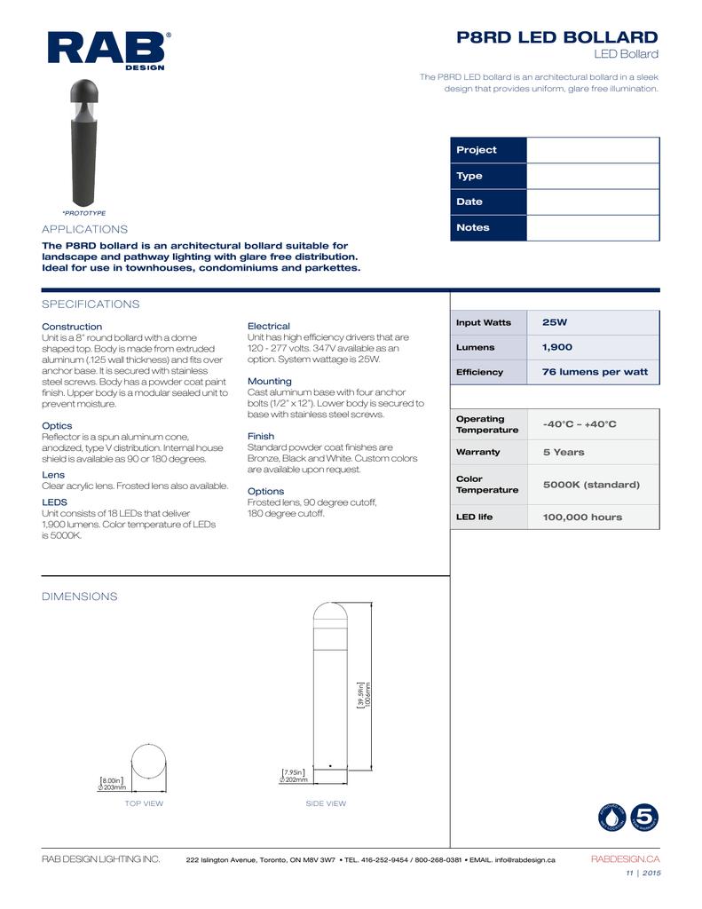 Rab Design Lighting Inc