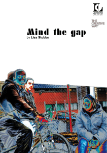 Mind the gap - Higher Education Academy