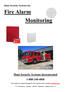 Read more - Hunt Security Systems, inc.