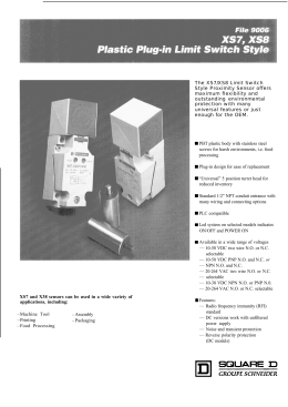 A B E C E B Bc Cf X on Wiring 3 Wire Pnp Proximity Sensor