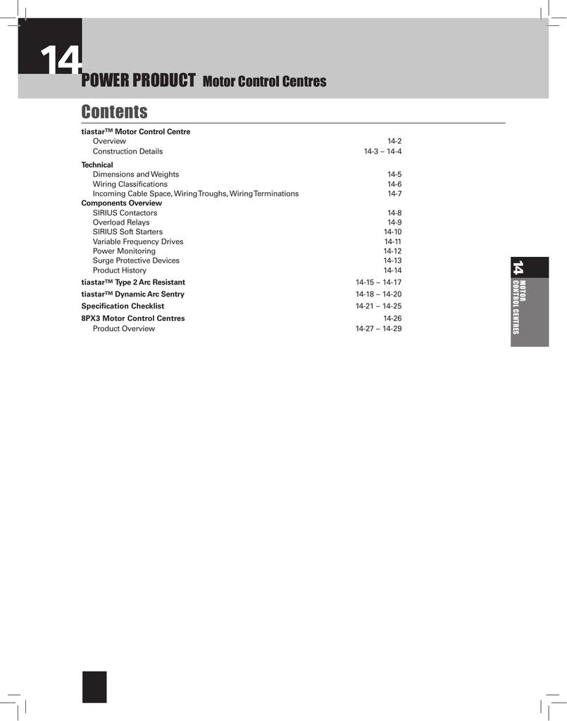 Contents Siemens Canada Wiring Trough Definition