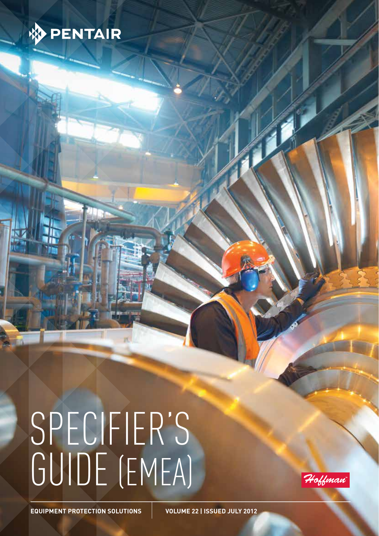 Hoffman Specifier`s Guide EMEA: Equipment Protection Solutions on