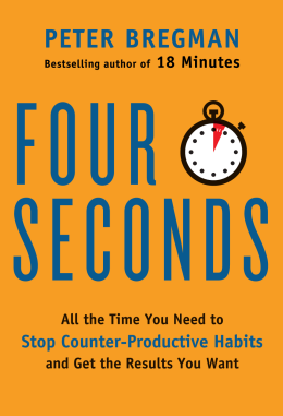 4 seconds: All the Time You Need to Stop Counter