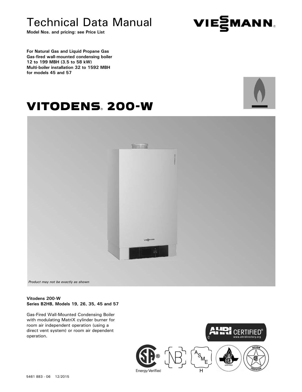 Technical Data Manual B2hb Series Grundfos Boiler Wiring Diagram