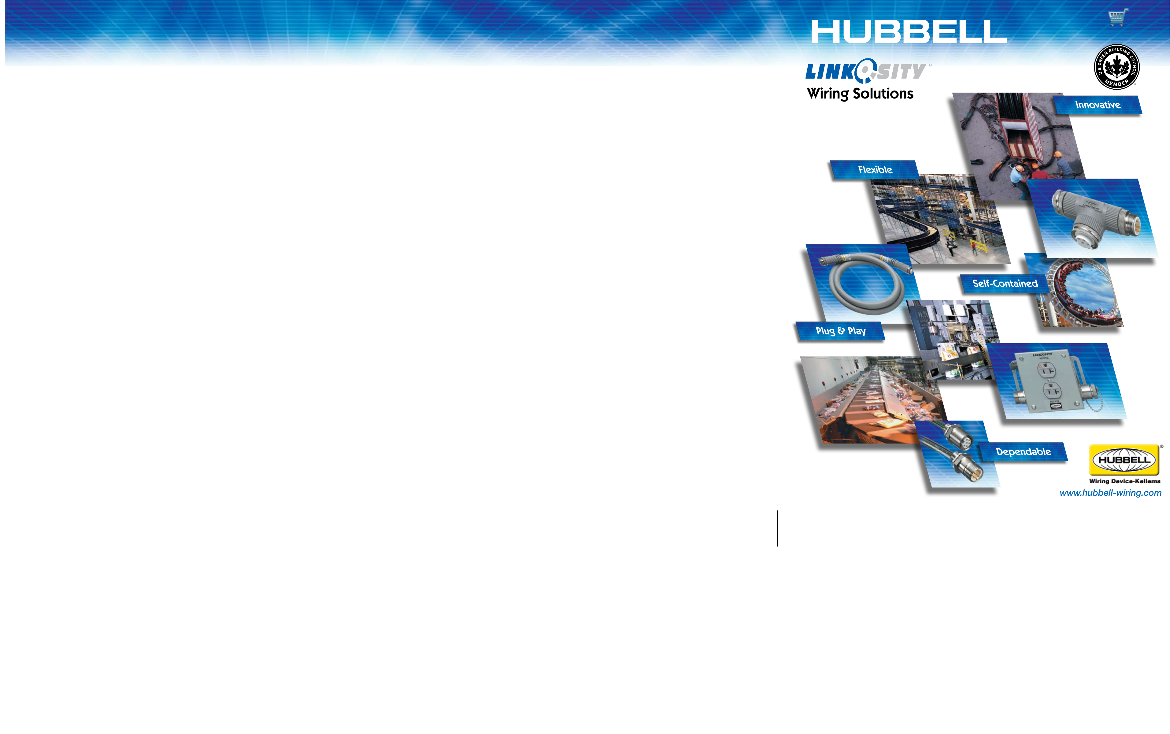 Wiring Solutions - Hubbell Wiring Device