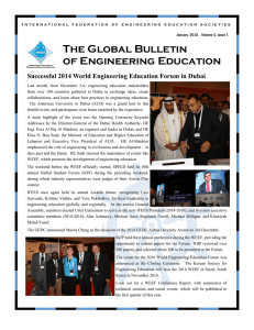 The Global Bulletin of Engineering Education