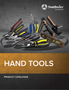 hand tools - Southwire