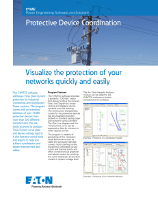 Visualize the protection of your networks quickly and easily