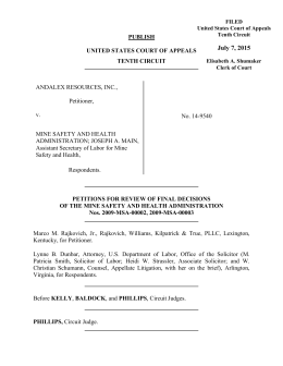14-9540 - Tenth Circuit Opinions