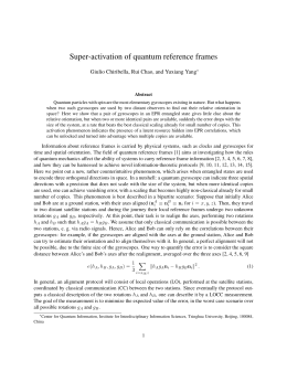 Super-activation of quantum reference frames