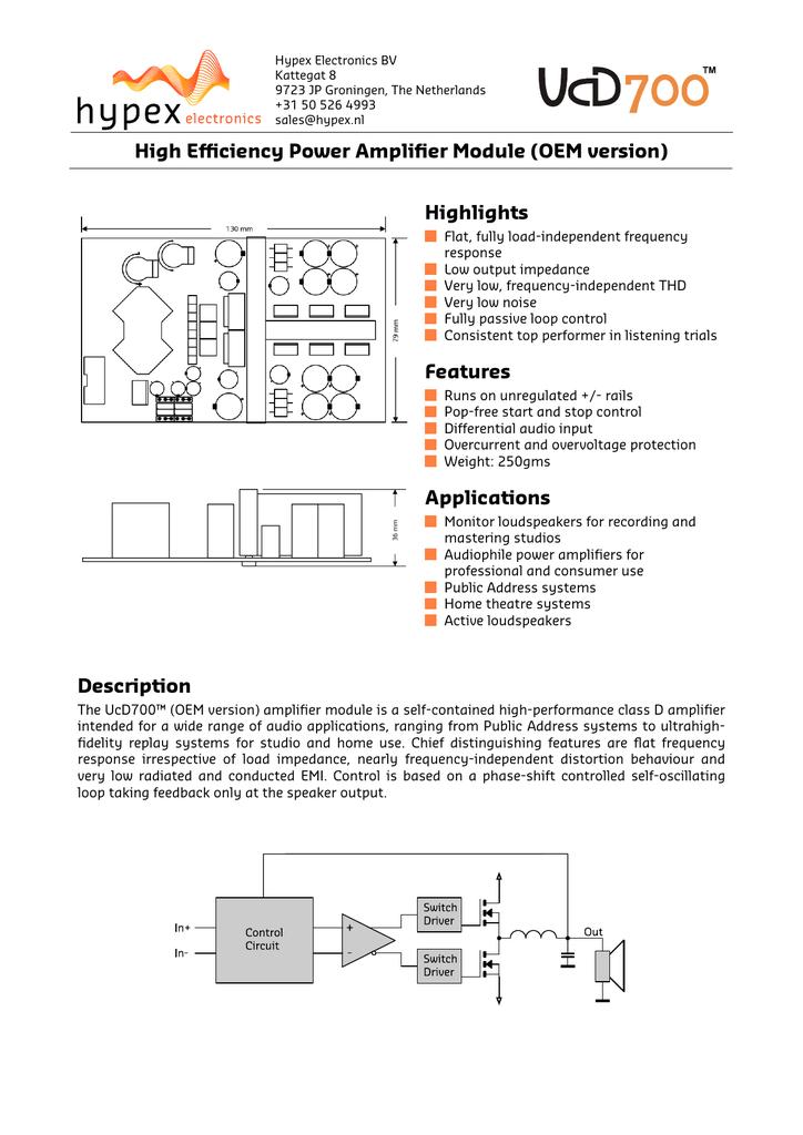 Hypex Oem Module