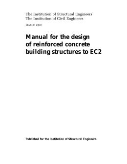 handbook for reinforced concrete design