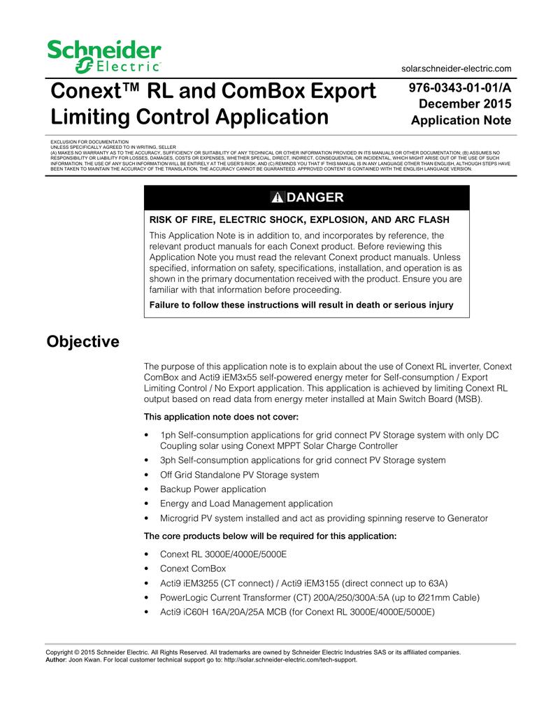 976 0343 01 01 rev a conext rl combox export limiting control