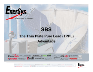 Thin Plate Pure Lead