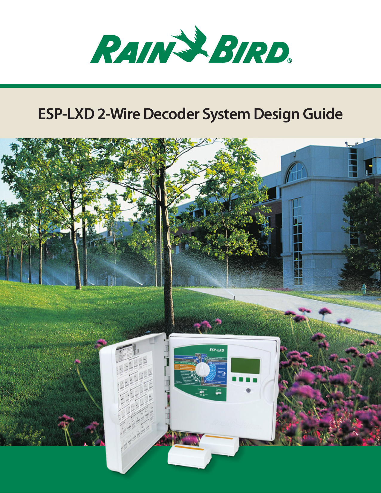 Perfect Rain Bird Maxi Wire Gallery - Electrical System Block ...